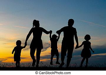 grande, famiglia