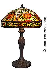 grande, lead-light, lampada
