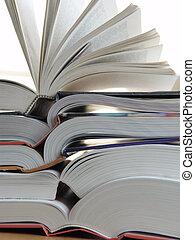 grande, libros