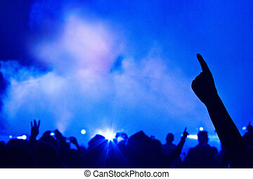 grande, música viva, concierto