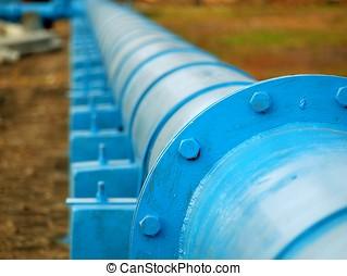 grande, oleoduto óleo