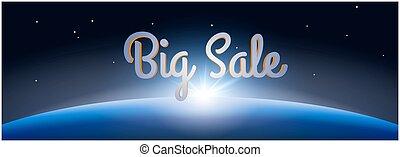 grande, poster., vendita