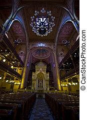 grande, sinagoga