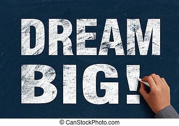 grande, sogno