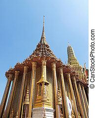 grande, tailandia, palazzo