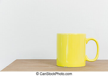 grande tasse café