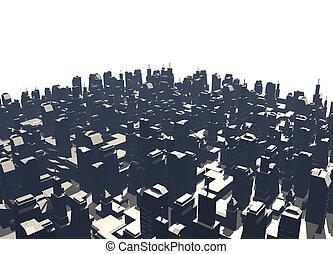 grande ville
