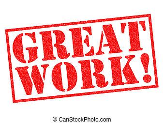 grande, work!