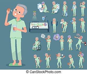 grandfather_sickness, plat, patient, type