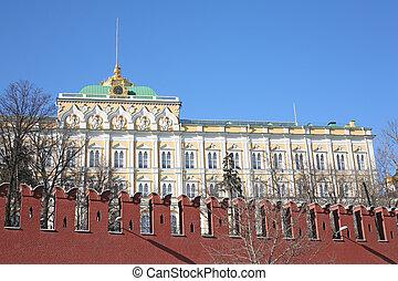grand(great), cremlino, palazzo