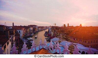 grandiose, italie, canal, venise