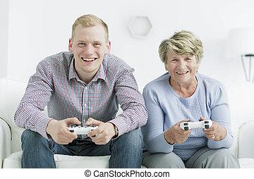 grandma!, 勝者, is...