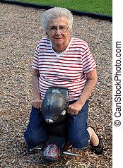 Grandma Skunkrider 2