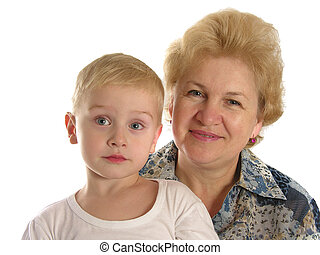 grandmother with boy 3