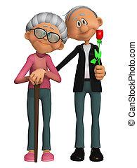 grandparents 3d