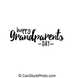 Grandparents day background - abstract grandparents day...