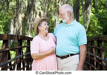 grands-parents, amour