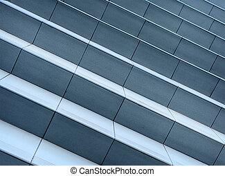 granit, city., escalier