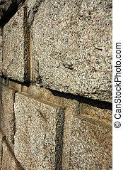granit, géant, :, texture, dalles