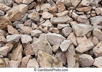 granit, midwest, bakgrund