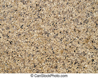 granit, struktur