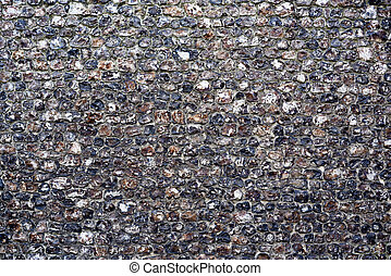 Granite stone wall background texture
