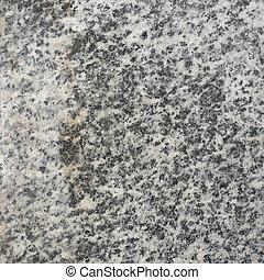 granito, pulido, textura