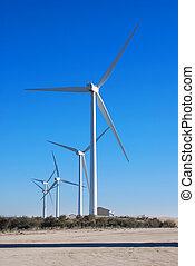 granja de viento