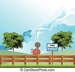 granja, venta