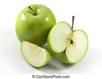 Granny Smith Apple - Delicious green Granny Smith Apples,...