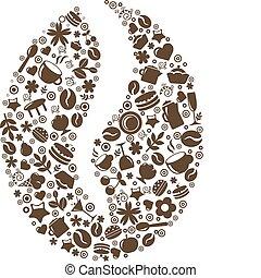 grano, café