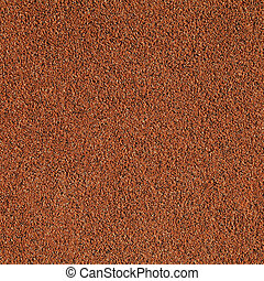 Granular grained wall structure, architectural background