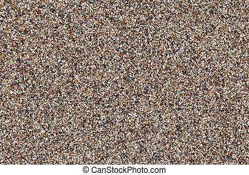 granulare, spiaggia sabbia, struttura