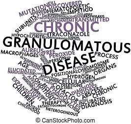 granulomatous, crónico, enfermedad