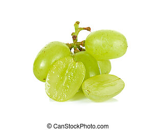 grape isolated on a white background