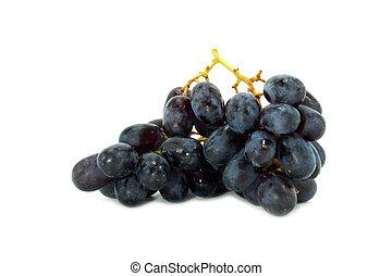 grape isolated on white background.
