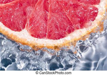 Grapefruit Water II