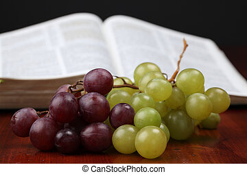 Grapes and the Bible