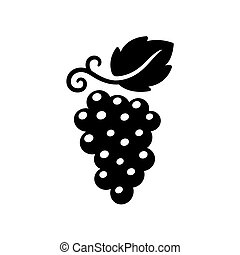 Grapes icon logo