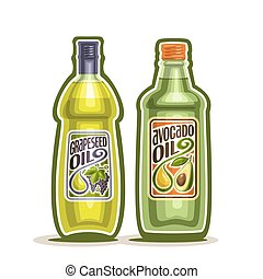 Grapeseed, Avocado Oil