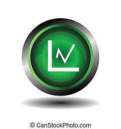 Graph button isolated