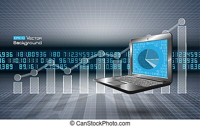 graph, computer