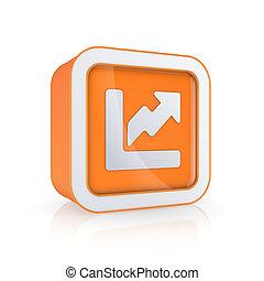 Graph icon.