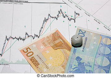 Graph of money