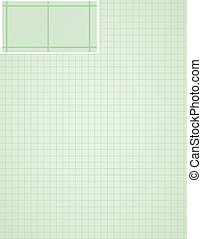 graph paper square graph papers set vector eps10 illustration