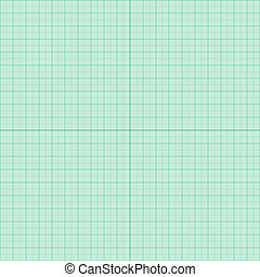 Graph paper - Seamless pattern with graph paper