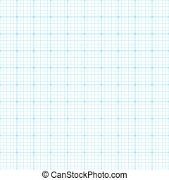Graph paper - Seamless illustration