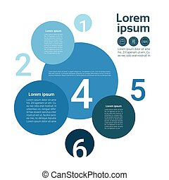 Graph Set Finance Diagram Infographic Icon Financial Business Chart