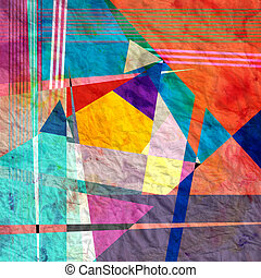 abstract background - graphic a abstract background with...