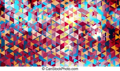 graphic colorful animation with exp